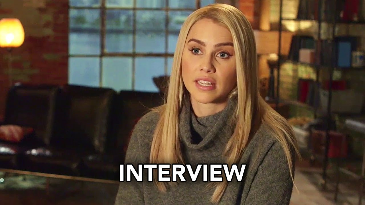 The Originals Season 5 - Claire Holt Interview (HD) Final Season