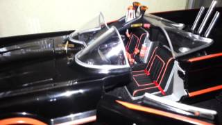 Hot Wheels - Elite 1:18 Scale 1966 Batmobile