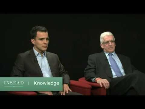 INSEAD's Luk Van Wassenhove and Rolando Tomasini on humanitarian logistics