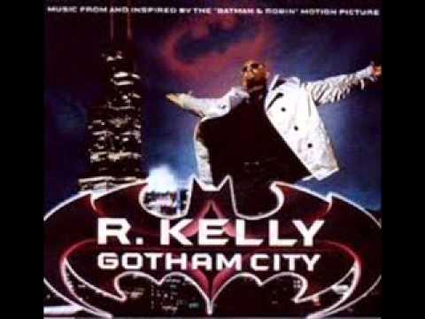 R Kelly - Gotham City - ORIGINAL SONG 1997