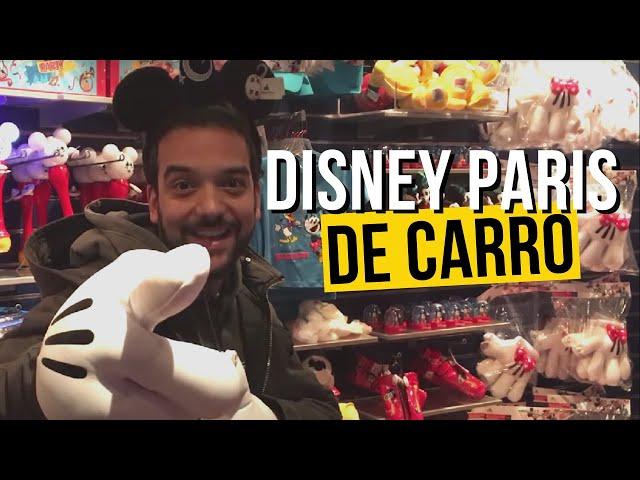 Partiu Disneyland Paris   De Londres a Eurodisney!