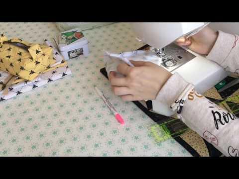 Как сшить текстильные коробочки