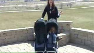 Baby Gizmo Bumbleride Indie Twin 2009 Stroller Review
