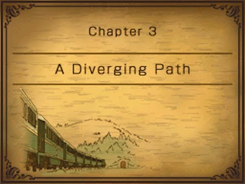 Professor Layton and Pandora's Box 06 ~ Chapter 3  A Diverging Path