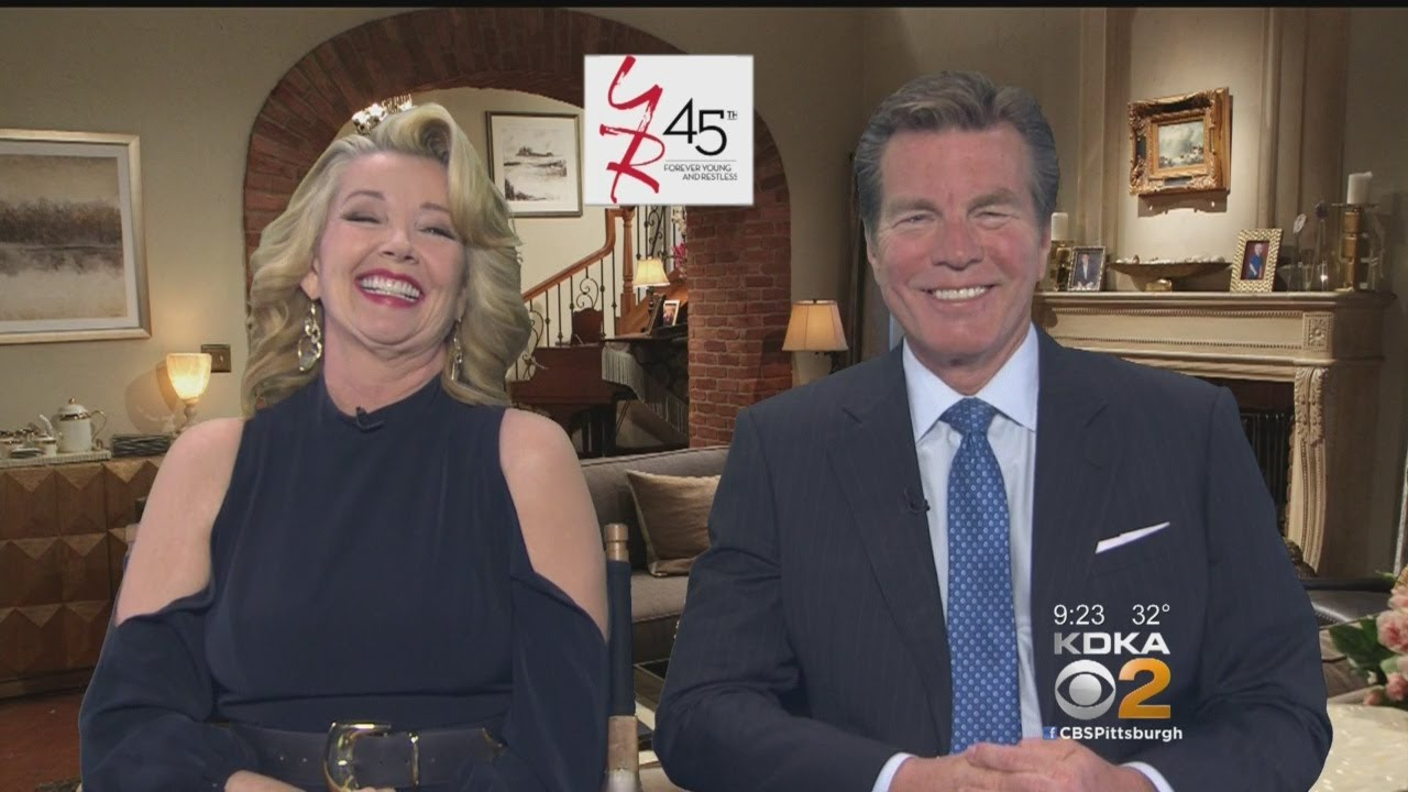 'The Young & The Restless' Celebrating 45 Years