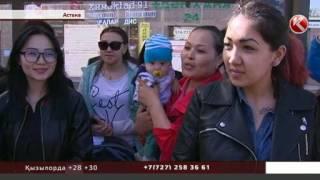 Назарбаев   Астананы аяқасты жеке өзі аралап шықты