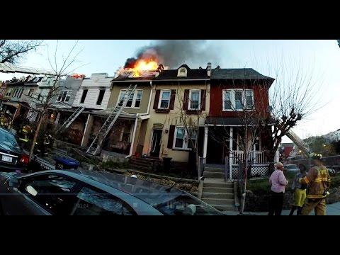 STATer911: Fatal Fire in Northwest Washington, DC