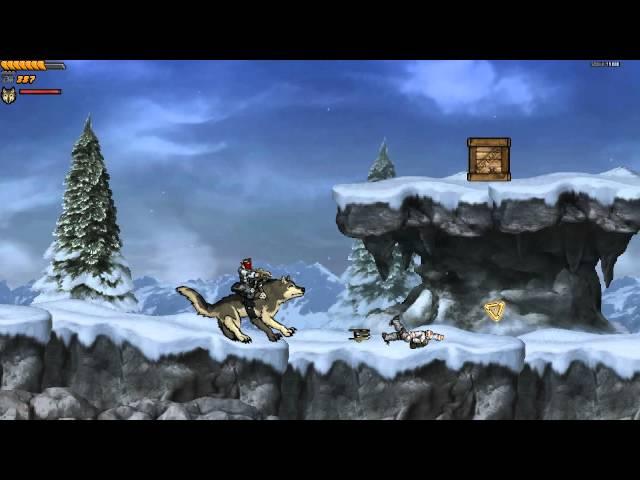 Intrusion 2 (PC) AWESOME Indie Platformer!