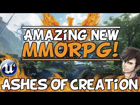 "Ashes Of Creation: MMORPG Overview ""Why I'm Excited"""