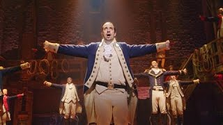 'Hamilton' Clips: Hip-Hop Musical About Making of America