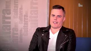 Marc Martel en Revista GuitarraMX