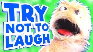 TRY NOT TO LAUGH PUPPET EDITION!