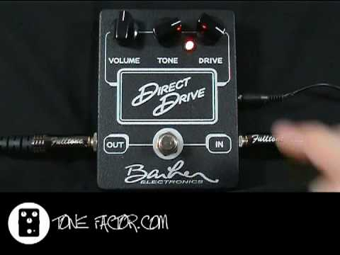 Barber Direct Drive : Barber Direct Drive Demo - YouTube