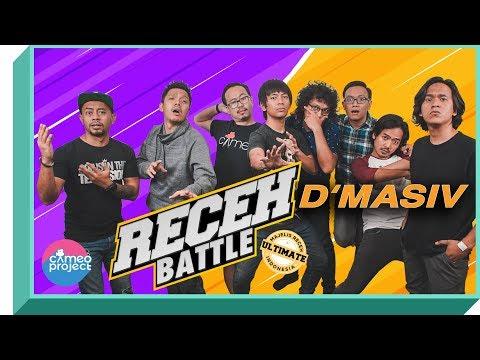 RECEH BATTLE - MAJELIS RECEH INDONESIA VS D'MASIV