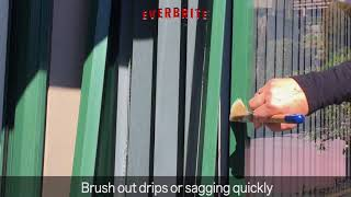 Everbrite updated instructions