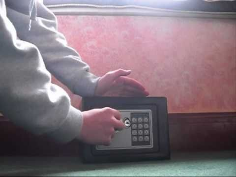How to Open a Digital Safe Without a Combination - Safety HUB