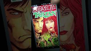 Red Sonja Tarzan RUINED By Gail Simone Relentless ATTACK On English And Germans!
