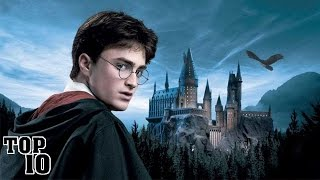 Top 10 Facts About Harry Potter