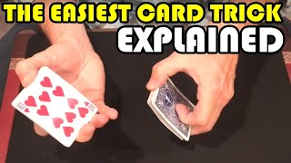 The EASIEST Card Trick youll ever learn