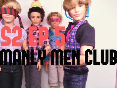 Anything But Ordinary! S2 E5: Manly Men Club!