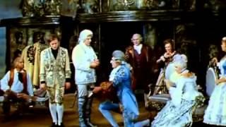 Безумный день, или Женитьба Фигаро Театр сатиры 1974