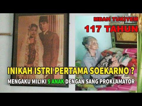 Tukiyem, Nenek 117 Tahun Asal Jepara Mengaku Pernah Jadi Istri Soekarno