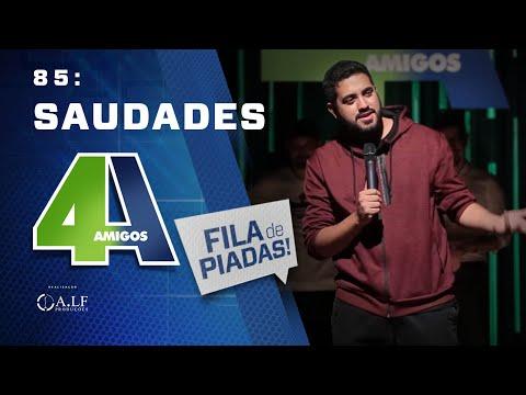 FILA DE PIADAS - SAUDADES - #85 Participação Rogério Vilela thumbnail