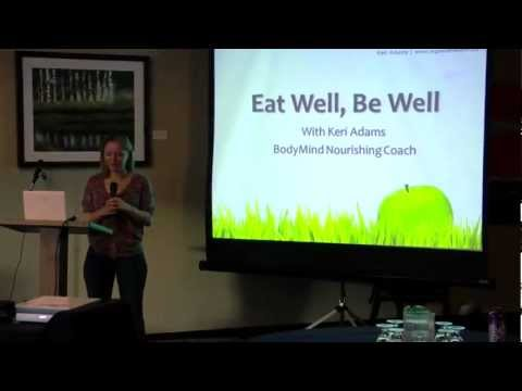 Keri Adams  Nutrition & Healthy Eating