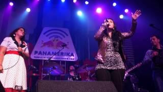 "Carla Morrison & La Santa Cecilia ""Compartir"" @ Panamerika Fonda Theatre Hollywood 3-7-13"