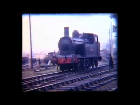 Steam Train's In Northern Ireland & Southern Ireland 1950's 1960's