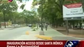 Inauguran rampa de interconexión desde Santa Mónica a la Av  Los Ilustres