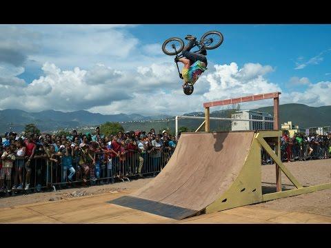 """Action Sports Outreach"" Jamaica ""Fun in the Son"" Festival 2016"