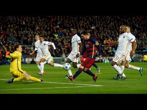 Lionel Messi   Goles de vaselina