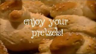 How To Make Homemade Soft Pretzels!