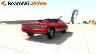 BeamNG Drive - DRAG CAR
