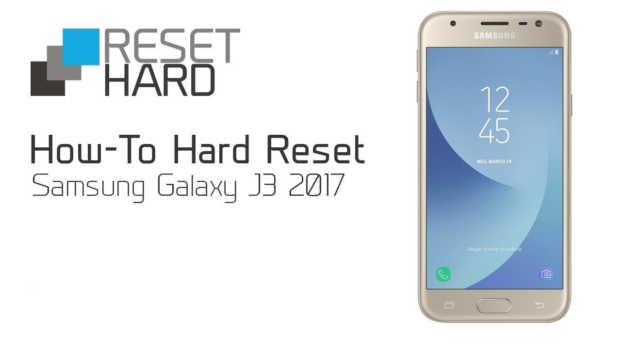 Mobile Info: Samsung Galaxy J3 Emerge Reset