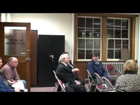 Board of Selectmen March 26, 2015