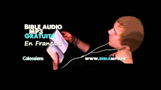 Bible audio - Epître aux Colossiens