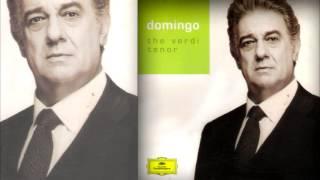 """Plácido Domingo """"The Verdi Tenor"""" - Se quel guerrier io fossi!  Celeste Aida (Aida)"""