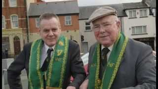 St Patrick's Day Parade in Dungannon, Co. Tyrone, 2014