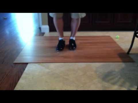 Main Street Tap Floor Sample You, Glentown Oak Laminate Flooring