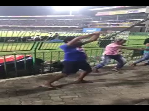 Sri Lanka man's Naagin dance after India win Nidahas trophy