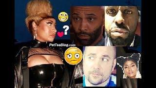 Nicki Minaj Calls Out Joe Budden, Flex & Rosenberg she Happy they LiKE her again 🐸☕