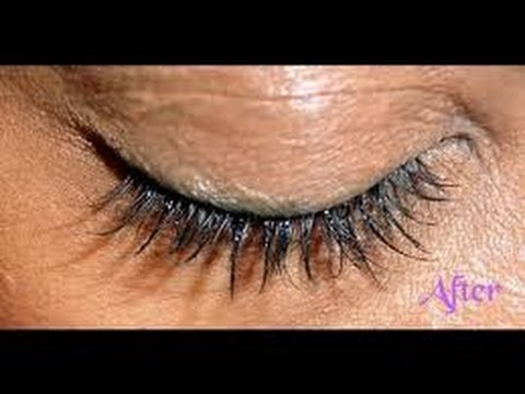 how to curl eyelashes without an eyelash curler - YouTube