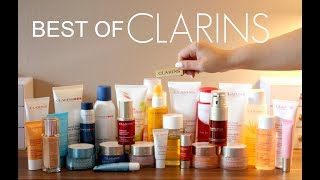BEST OF CLARINS / Complete Guide for Clarins Products ~One Brand Review~