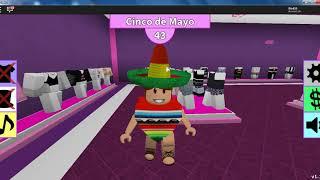 Sou Mexicana -Roblox (Fashion Frenzy)