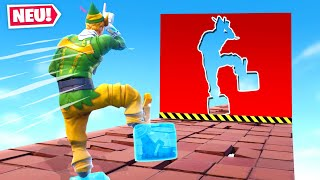 99% *UNMÖGLICHER* Deathrun Parkour in FORTNITE!