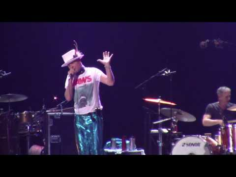The Tragically Hip At Transformation Toronto August 14 2016 HD