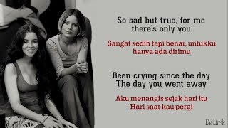 The Day You Went Away - M2M (Lyrics video dan terjemahan)