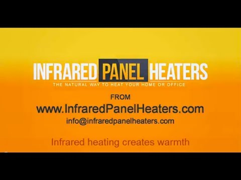 How Infrared Heaters Work Youtube